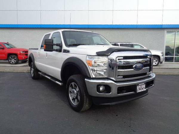 2012 Ford Super Duty F-250 Crew Cab!