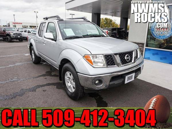 2005 *Nissan Frontier* Nismo 4x4 - 2005 Nissan Frontier 4x4 Budget Val