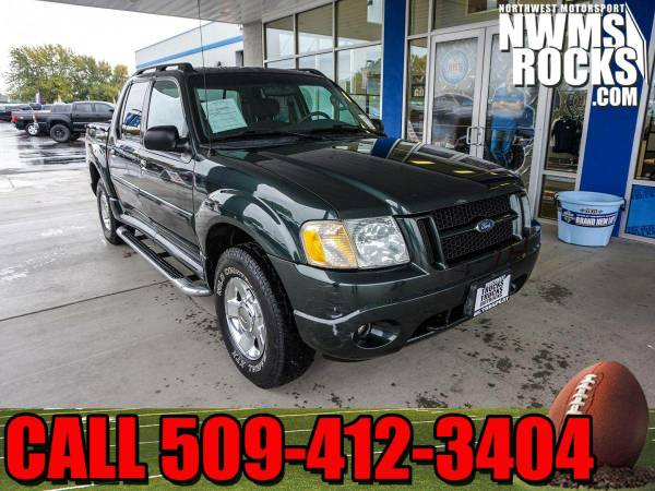 2004 *Ford Explorer* Sport Trac Adrenalin 4x4 - Running Boards! 2004