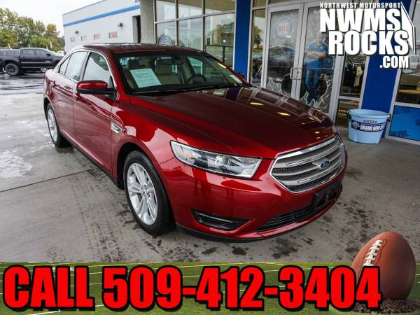 2015 *Ford Taurus* SEL AWD - 2015 Ford Taurus SEL AWD Sedan w/ Steerin