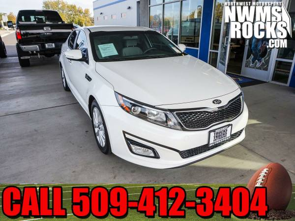 2015 *Kia Optima* LX FWD -