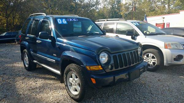 2006 Jeep Liberty 65 Anniversary Edition* Low Miles -4x4