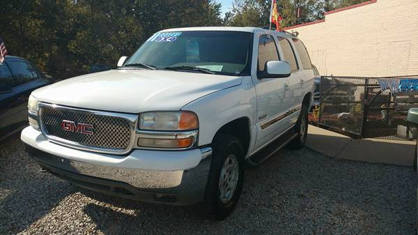 2001 GMC Yukon SL-LOADED