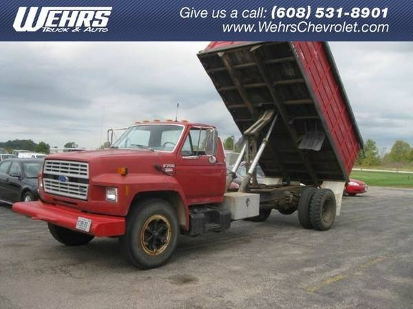 1993 Ford F700 F700 Ford