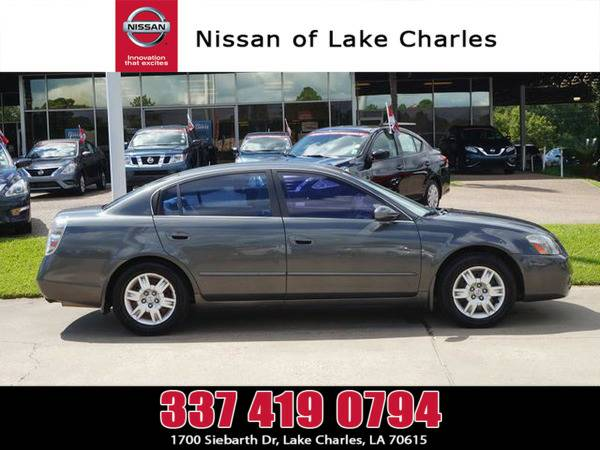 *2006* *Nissan Altima* ** *Sheer Silver Metallic*