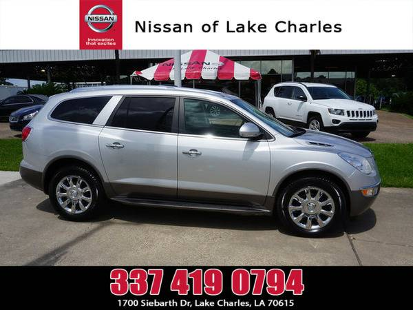 *2012* *Buick Enclave* ** *Quicksilver Metallic*