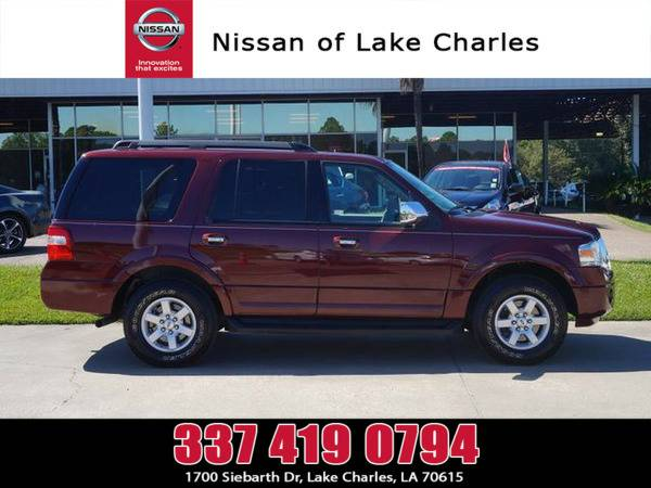 *2010* *Ford Expedition* ** *Royal Red Metallic*