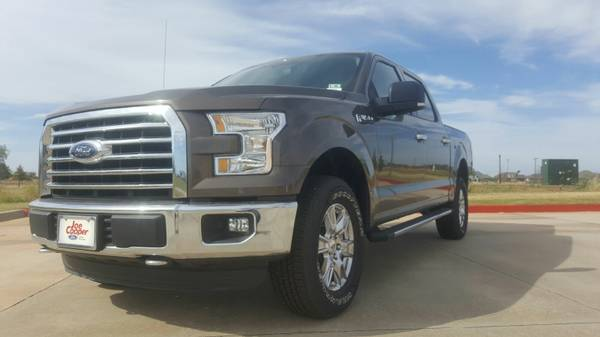 2016 FORD F-150 SUPERCREW! FX4 OFF-ROAD! **OVER $11,000 OFF**