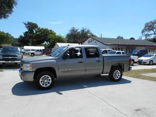 2008 Chevrolet Silverado 1500 2WD LT1 4dr CrewCab 5.8ft SB