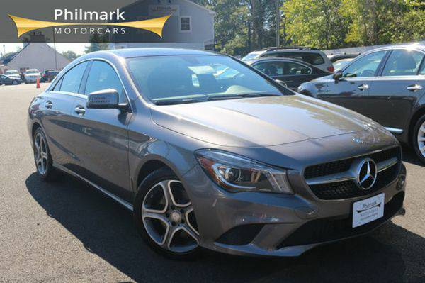 2014 *Mercedes-Benz* *CLA* 4dr Coupe CLA250 Moving Units! $795 Down, D