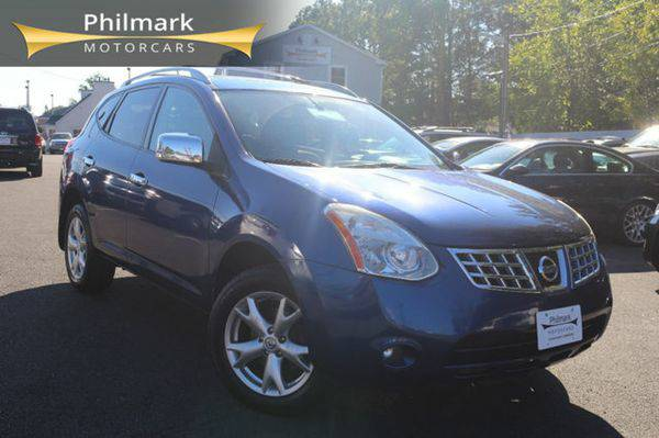 2009 *Nissan* *Rogue* FWD 4dr SL Moving Units! $795 Down, Drive Now!