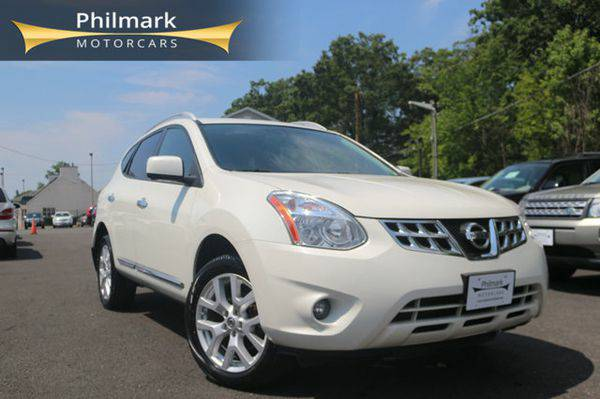 2013 *Nissan* *Rogue* AWD 4dr SL Moving Units! $795 Down, Drive Now!