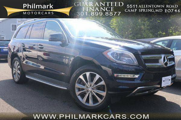 2013 *Mercedes-Benz* *GL-Class* GL450 4MATIC Moving Units! $795 Down,