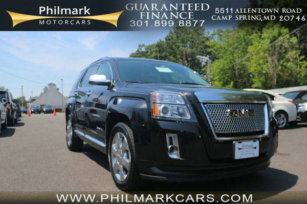2014 *GMC* *Terrain* AWD 4dr Denali Moving Units! $795 Down, Drive Now