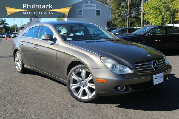 2008 *Mercedes-Benz* *CLS* CLS550 4dr Coupe 5.5L Moving Units! $795 Do