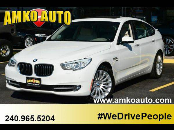 2011 *BMW* *5-Series* 535i xDrive Gran Turismo $1000 Down Payment and