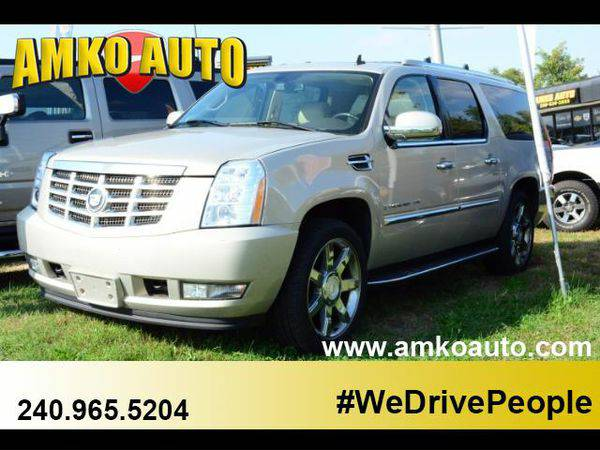 2007 *Cadillac* *Escalade* *ESV* $1000 Down Payment and a JOB drive no