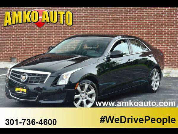 2013 *Cadillac* *ATS* 2.0T $1000 Down Payment and a JOB drive now==