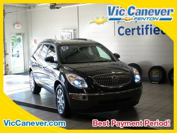 2012 Buick Enclave Leather Group SUV Enclave Buick