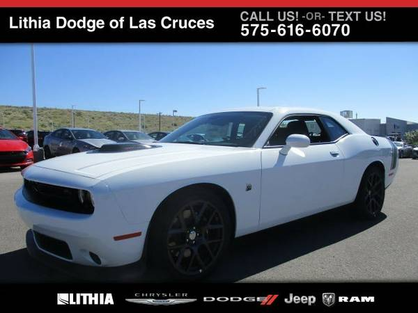 2016 Dodge Challenger RT SCAT PACK Coupe Challenger Dodge