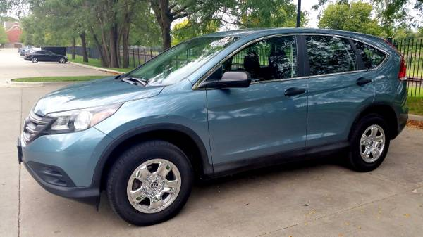 2013 Honda CR-V AWD - 36k One Owner OFF LEASE Camera Bluetooth More