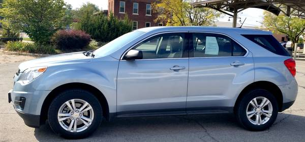 2014 Chevy Equinox w 30k OFF LEASE 1 Own Fctry Wrnty Alloys Bluetooth