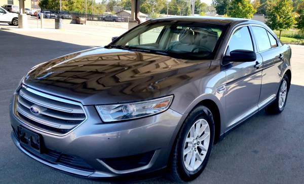 2013 Ford Taurus SE One Owner OFF LEASE Factory Warranty 57k Alloys