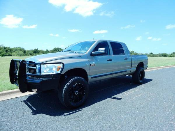2009 DODGE RAM 2500SLT 4X4-MEGACAB-TX TRUCK-WE FINANCE!!