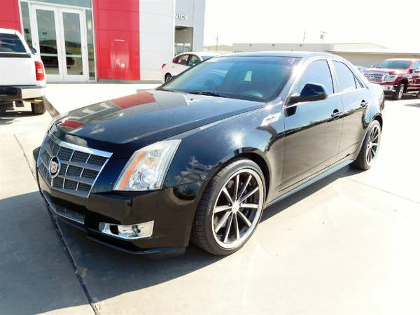 2011 Cadillac CTS Sedan 3.6L Performance
