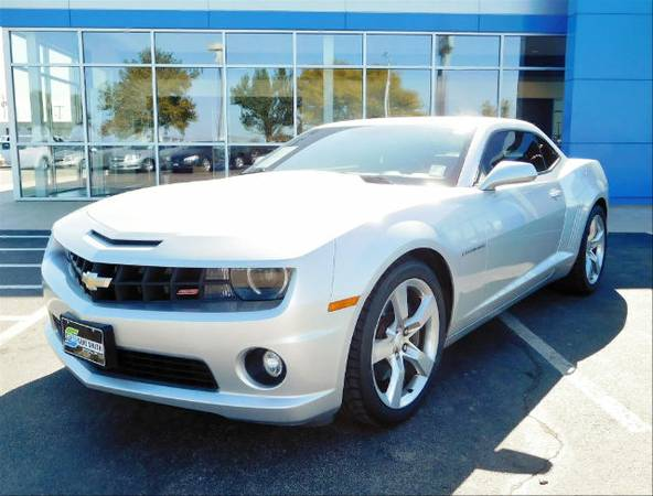 2012 Chevrolet Camaro Coupe 2SS 38,319 miles low mileage