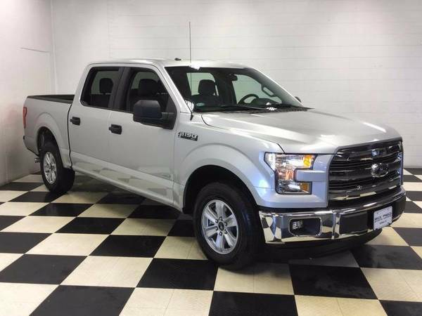 2016 FORD F-150 CREWCAB ECOBOOST! DEMO MODEL! ONLY 1,816 MILES! LOADED