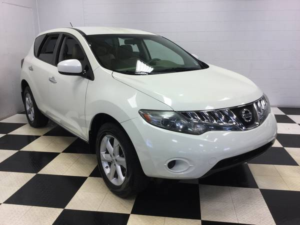 2009 NISSAN MURANO S LEATHER LOADED! DRIVES LIKE NEW! V6! MINT COND!