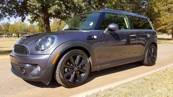 2014 MINI COOPER CLUBMAN S 6 SPD MANUAL KEYLESS ENTRY ~ONLY 25K MILE~