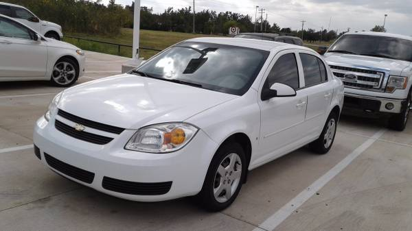 2007 CHEVY COBALT CLEAN GREAT MPG EARLY BIRD SPECIAL