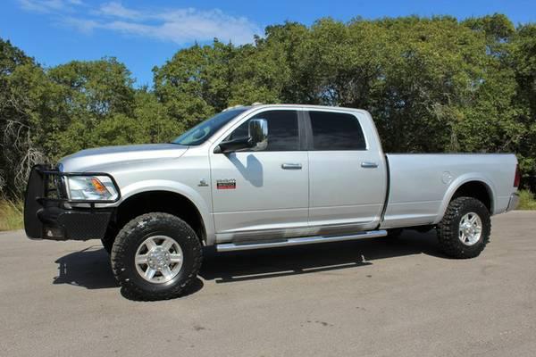 2011 DODGE RAM 3500-6.7L CUMMINS-NAV/SUNROOF/NEW WHEELS/TIRES!CALL NOW