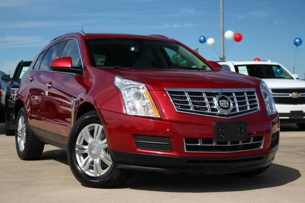 2015 CADILLAC SRX LUXURY COLLECTION!