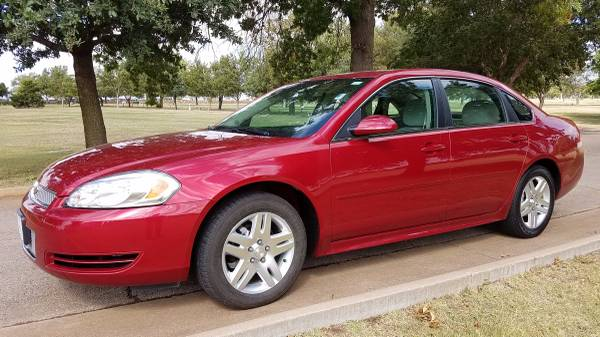 2015 CHEVROLET IMPALA 3.6L V6 LIMITED KEYLESS ENTRY REMOTE START!!!!!!
