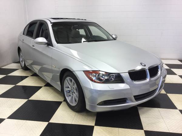 HUGE END OF MONTH SALE! 2006 BMW 325xi AWD ONLY 68,000 MI! SUNROOF!
