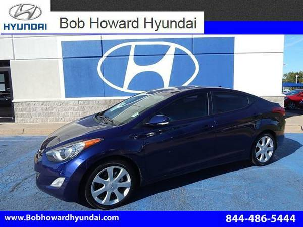 2012 Hyundai Elantra - *GET TOP $$$ FOR YOUR TRADE*