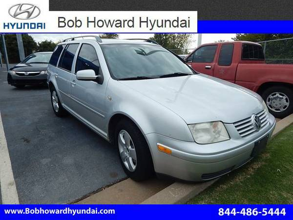 2004 Volkswagen Jetta Wagon - *GET TOP $$$ FOR YOUR TRADE*