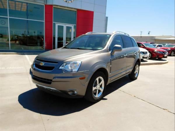 2012 Chevrolet Captiva Sport SUV LT