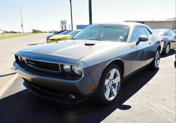 2011 Dodge Challenger Coupe BASE