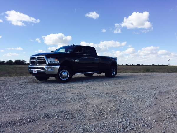2014 Ram 3500 Big Horn LEATHER LOADED CREW CAB 4X4 3500