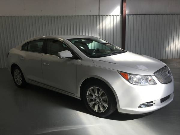 2012 BUICK LACROSSE*HYBRID*LEATHER*LOADED*INCREDIBLE GAS MILAGE!!!