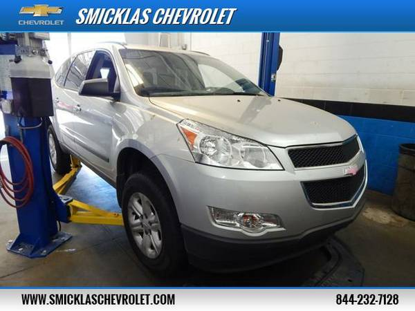 2012 Chevrolet Traverse - *JUST ARRIVED!*