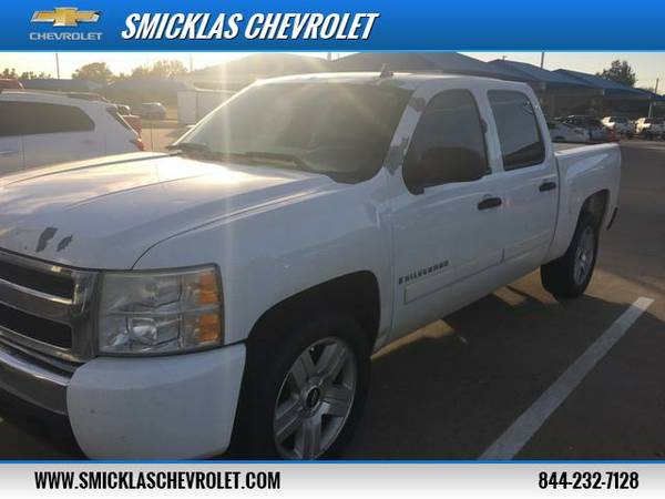 2007 Chevrolet Silverado 1500 - *SUPER CLEAN AND RUNS GREAT!*