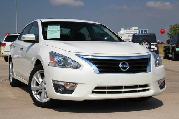 2013 NISSAN ALTIMA 2.5 SL!! ONLY $206/MONTH!!!