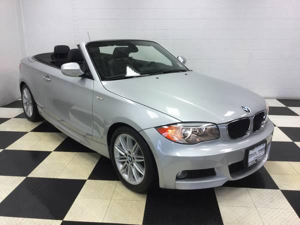 HUGE END OF MONTH SALE! 2013 BMW 128i CONVERTIBLE! LTHR! NAV! 24K MI!