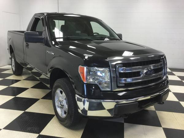2013 FORD F-150 REGULAR CAB 4X4! 5.0L V8! ONLY 57K MI! LIKE NEW!