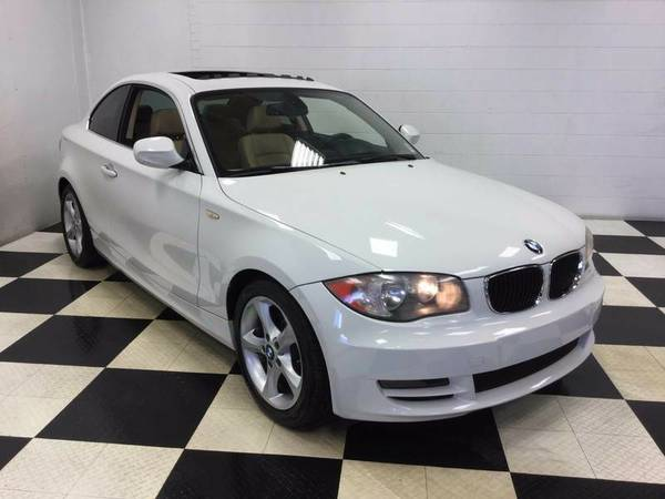 2011 BMW 128i COUPE LEATHER LOADED! SUNROOF! LOW MILES! LIKE BRAND NEW
